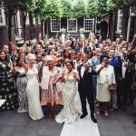 Frederieke & Tabe, Chinatown Theme Wedding, Amsterdam